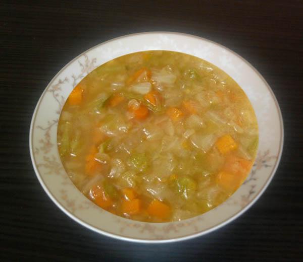 Diyet Lahana Çorbası