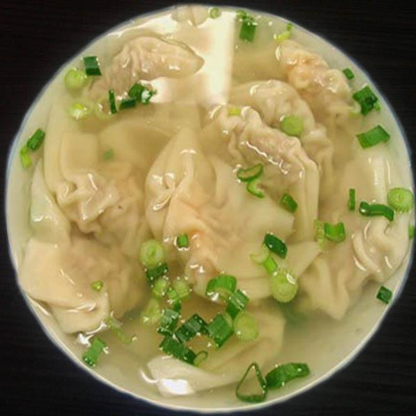 Wonton Çin Çorbası